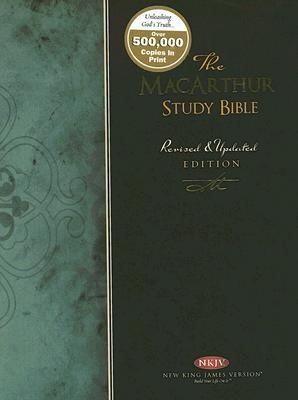New King James Macarthur Study Bible - MacArthur, John