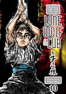New Lone Wolf And Cub Volume 10 - Koike, Kazuo, and Mori, Hideki