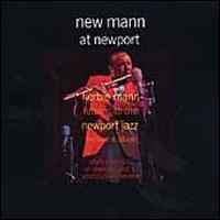New Mann at Newport - Herbie Mann