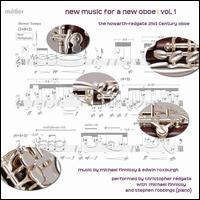 New Music for a New Oboe, Vol. 1 - Christopher Redgate (heckelphone); Christopher Redgate (oboe); Michael Finnissy (piano); Stephen Robbings (piano)