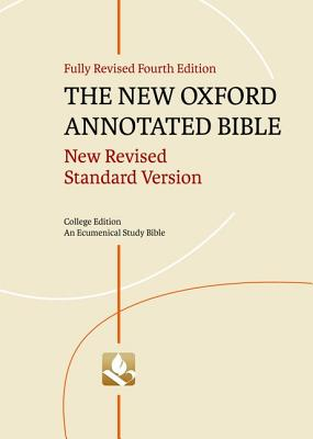 New Oxford Annotated Bible NRSV College - Coogan, Michael D, PhD (Editor)