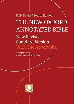 New Oxford Annotated Bible-NRSV-College - Coogan, Michael D, PhD