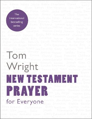 New Testament Prayer for Everyone - Wright, Tom