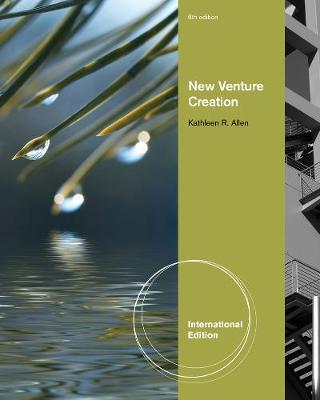 New Venture Creation - Allen, Kathleen R.