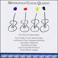 New Works for Guitar Quartet - Minneapolis Guitar Quartet
