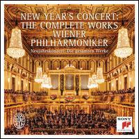 New Year's Concert: The Complete Works (Neujahrskonzert: Die Gesamten Werke) - Lorin Maazel (violin); Vienna Boys' Choir (choir, chorus); Wiener Philharmoniker