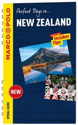 New Zealand Spiral Guide - Marco Polo