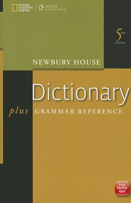 Newbury House Dictionary plus Grammar Reference - Rideout, Philip