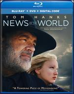 News of the World [Includes Digital Copy] [Blu-ray/DVD]