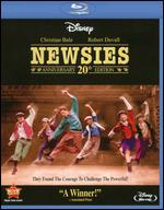 Newsies [20th Anniversary] [Blu-ray] - Kenny Ortega