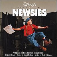 Newsies [Original Motion Picture Soundtrack] - Alan Menken/Jack Feldman