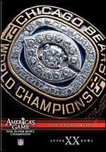 NFL: America's Game: 1985 Chicago Bears
