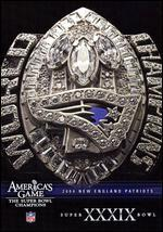 NFL: America's Game: 2004 New England Patriots