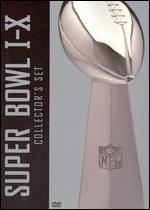 NFL Films: Super Bowl I-X