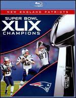 NFL: Super Bowl Champions XLIX [2 Discs] [Blu-ray]