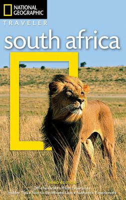 NG Traveler: South Africa, 3rd Edition - Whitaker, Richard