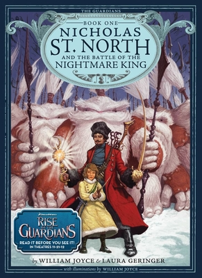 Nicholas St. North and the Battle of the Nightmare King - Geringer, Laura