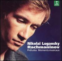 Nicolai Lugansky: Rachmaninov - Nikolai Lugansky (piano)