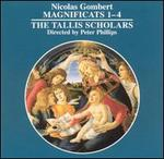 Nicolas Gombert: Magnificats 1-4