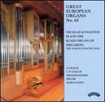 Nicolas Kynaston Plays The Klais Organ of Megaron