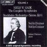 Niels W.Gade: The Complete Symphonies, Vol. 4