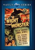 Night Monster - Ford I. Beebe