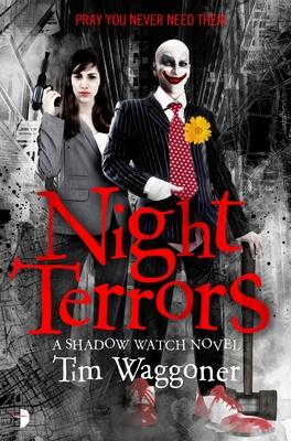 Night Terrors - Waggoner, Tim