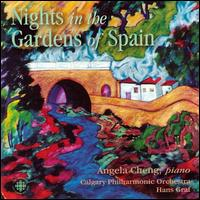 Nights in the Gardens of Spain - Angela Cheng (piano); Calgary Philharmonic Orchestra; Hans Graf (conductor)