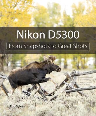 Nikon D5300 - Sylvan, Rob