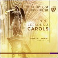 Nine Lessons & Carols [2010 Service] - Alexander Banwell (treble); Angela Tilby (spoken word); Basim Musallam (spoken word); Ben Lau (organ);...