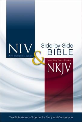NIV and NKJV Side-by-side Bible: Two Bible Versions Together for Study and Comparison - Zondervan