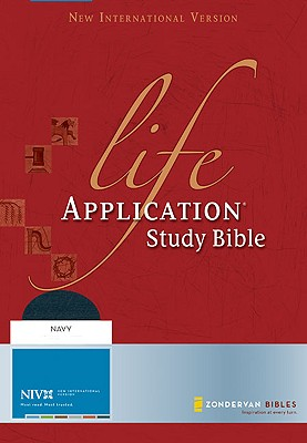 NIV Life Application Study Bible - Zondervan