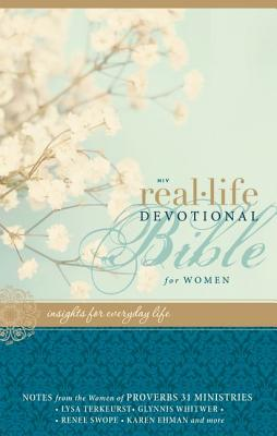NIV Real-Life Devotional Bible for Women: Insights for Everyday Life - TerKeurst, Lysa