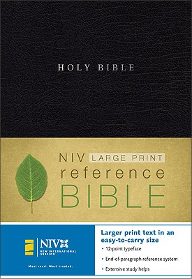 NIV Reference Bible: Personal Size - Zondervan Publishing (Creator)