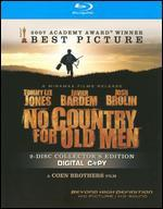 No Country for Old Men [Deluxe Edition] [2 Discs] [Blu-ray]