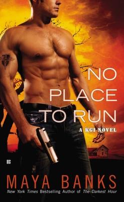 No Place to Run - Banks, Maya