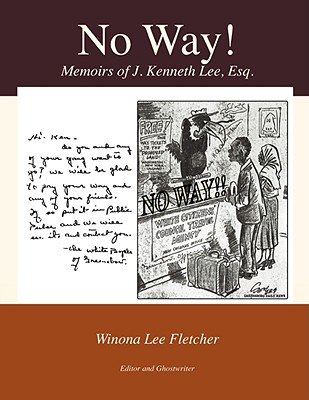 No Way! - Fletcher, Winona Lee, and Lee, J Kenneth