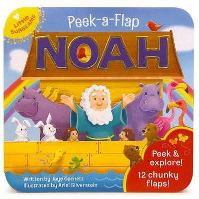 Noah - Garnett, Jaye, and Silverstein, Ariel (Illustrator)