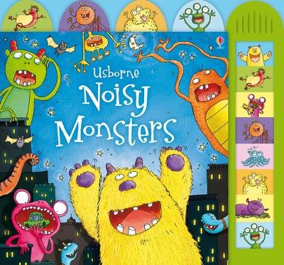 Noisy Monsters - Greenwell, Jessica