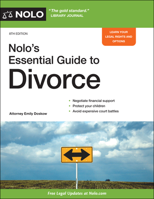 Nolo's Essential Guide to Divorce - Doskow, Emily