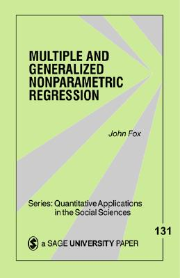 Nonparametric Simple Regression: Smoothing Scatterplots - Fox, John