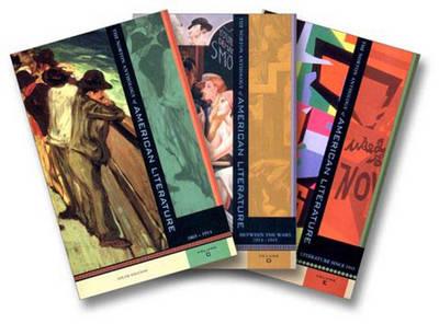 Norton Anthology of American Literature: Volumes C, D, E - Baym, Nina (Editor)