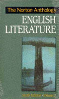 Norton Anthology of English Literature - Abrams, Meyer Howard (Editor)