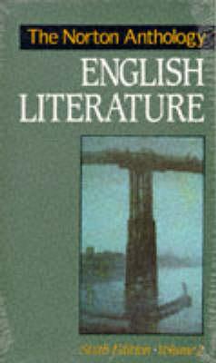 Norton Anthology of English Literature - Abrams, Meyer Howard (Editor)