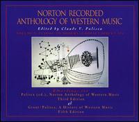 Norton Recorded Anthology of Western Music, Vol. 2 - Accademia Monteverdiana Consort; Alexandre Labinsky (piano); André Watts (piano); Aprile Millo (soprano);...