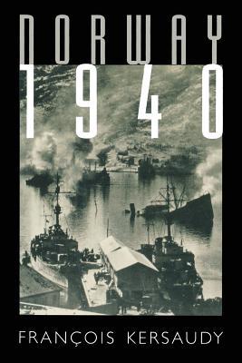 Norway 1940 - Kersaudy, Francois