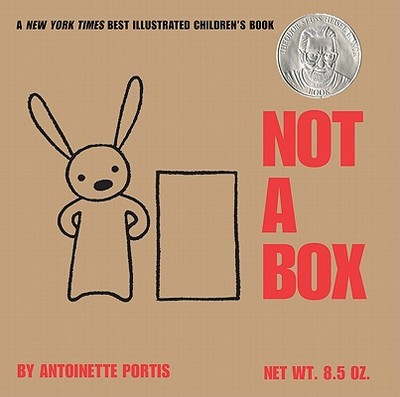 Not a Box Board Book -