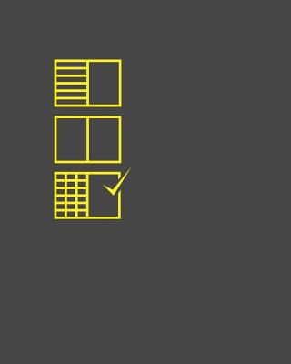 "Notebook, 8"" X 10,"" Squared: Design Notebook - Kosmidis, Athos"