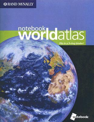 Notebook World Atlas - Rand McNally (Creator)
