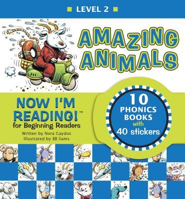 Now I'm Reading! Level 2: Amazing Animals - Gaydos, Nora